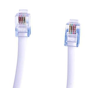 سیم تلفن کد TC-KN10M طول 10 متر