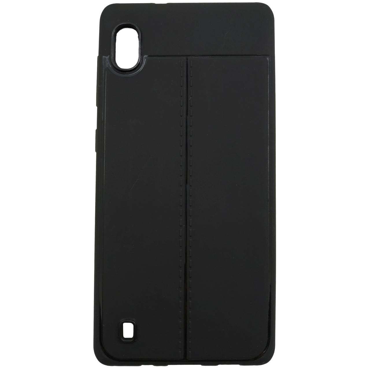 بررسی و {خرید با تخفیف} کاور مدل ژله ای مناسب برای گوشی موبایل سامسونگ Galaxy A10 اصل