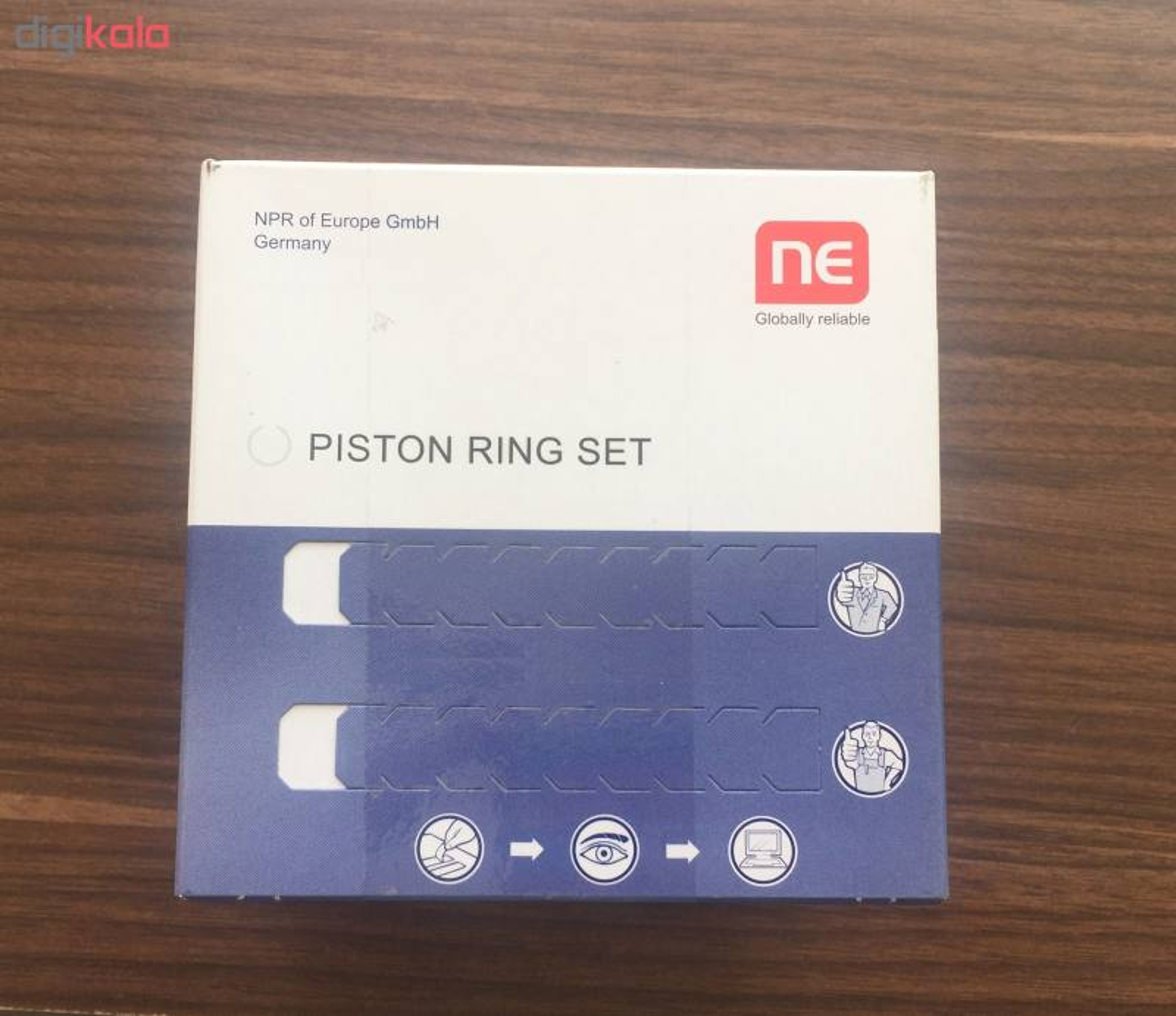 رینگ موتور NE کد 8937250000 مناسب برای پژو 405 و پارس main 1 1