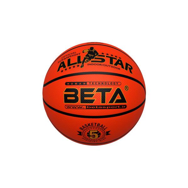 توپ بسکتبال بتا مدل PBR5 طرح Champion سایز 5 سایز 5