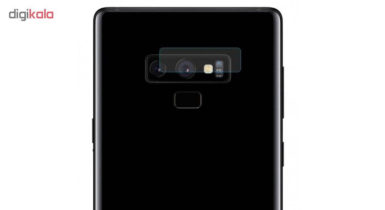 محافظ لنز دوربین مدل J3 مناسب برای گوشی موبایل سامسونگ Galaxy Note 9 main 1 1