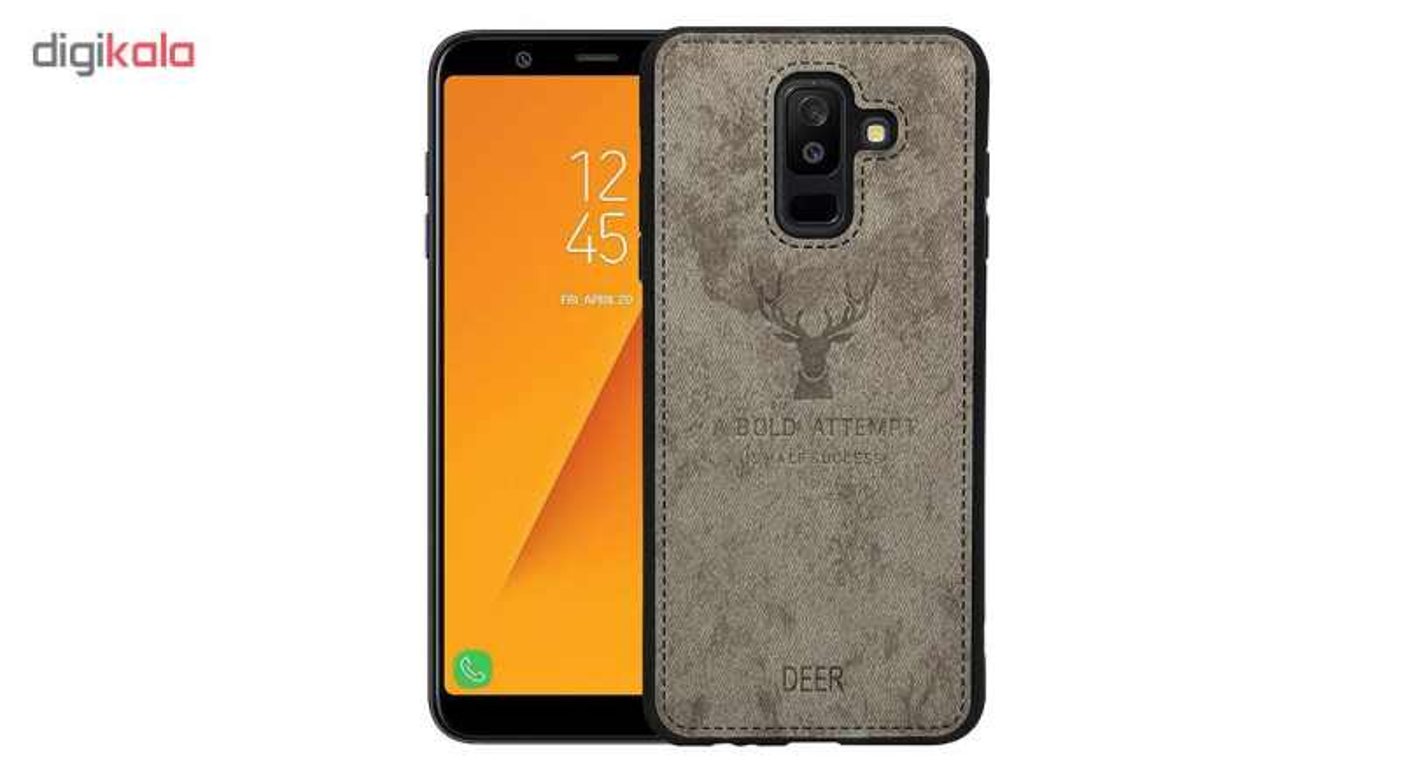 کاور مدل Deer مناسب برای گوشی موبایل سامسونگ Galaxy A6 Plus 2018 main 1 1