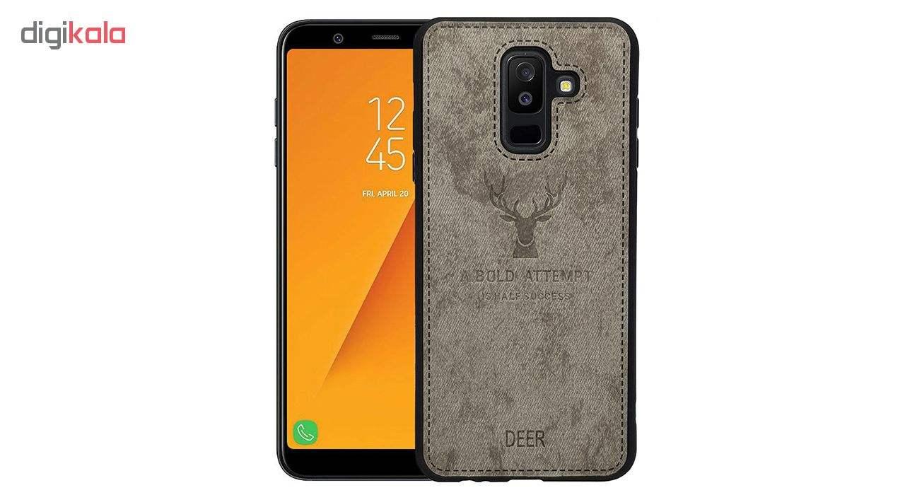کاور مدل Deer مناسب برای گوشی موبایل سامسونگ Galaxy A6 Plus 2018 thumb 1