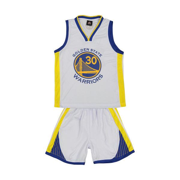 ست تاپ و شلوارک ورزشی پسرانه اسپرت مدل Curry 30