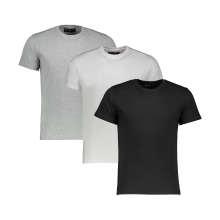 تی شرت مردانه مل اند موژ مدل 1491100-mc مجموعه 3 عددی