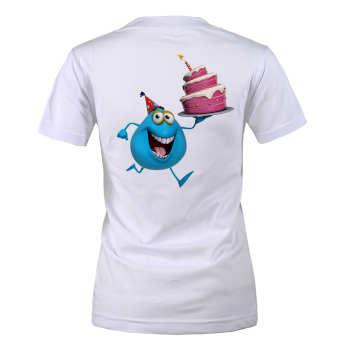 تی شرت زنانه مسترمانی مدل تولد کد 1405  