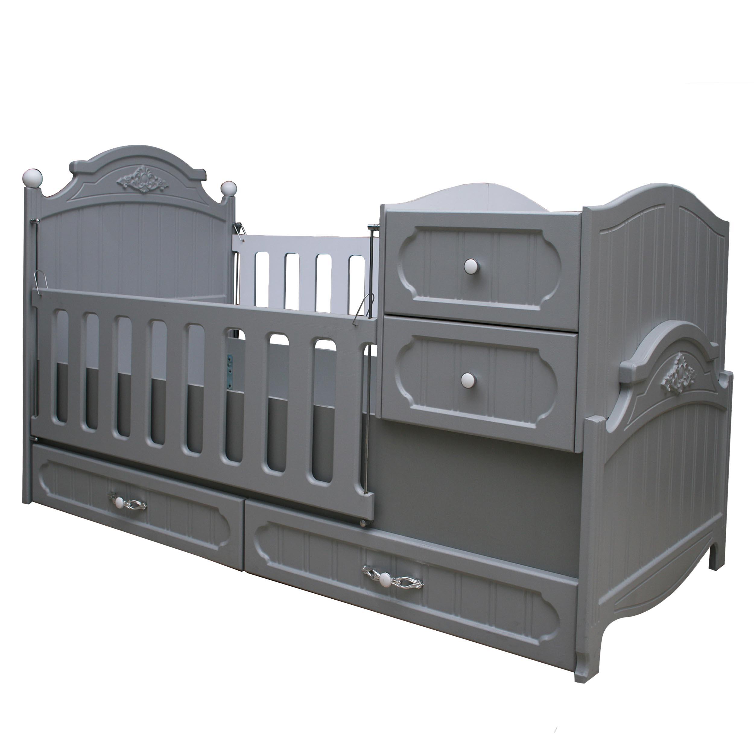تخت خواب کودک و نوجوان کد MD011