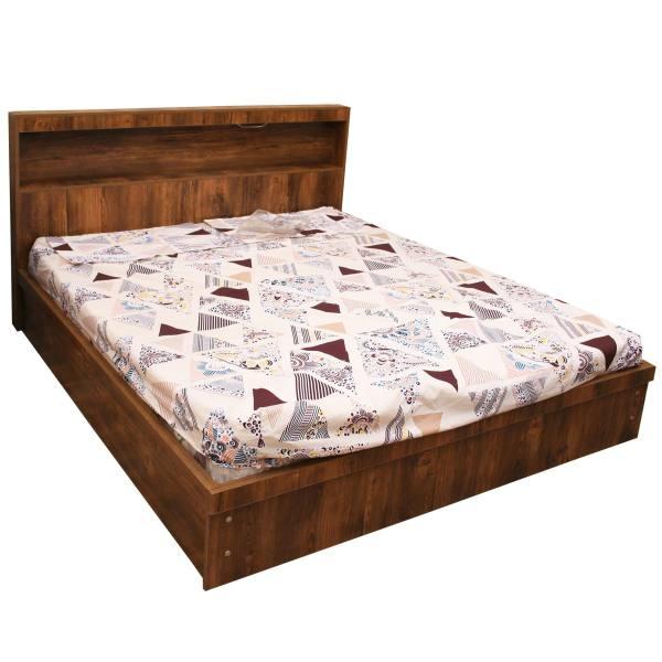 تخت خواب 2 نفره کد MD012 سایز 160×200 سانتی متر