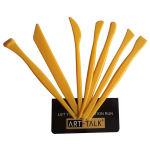 ابزار مجسمه سازی آرت - تالک  مدل 801408 مجموعه 7  عددی