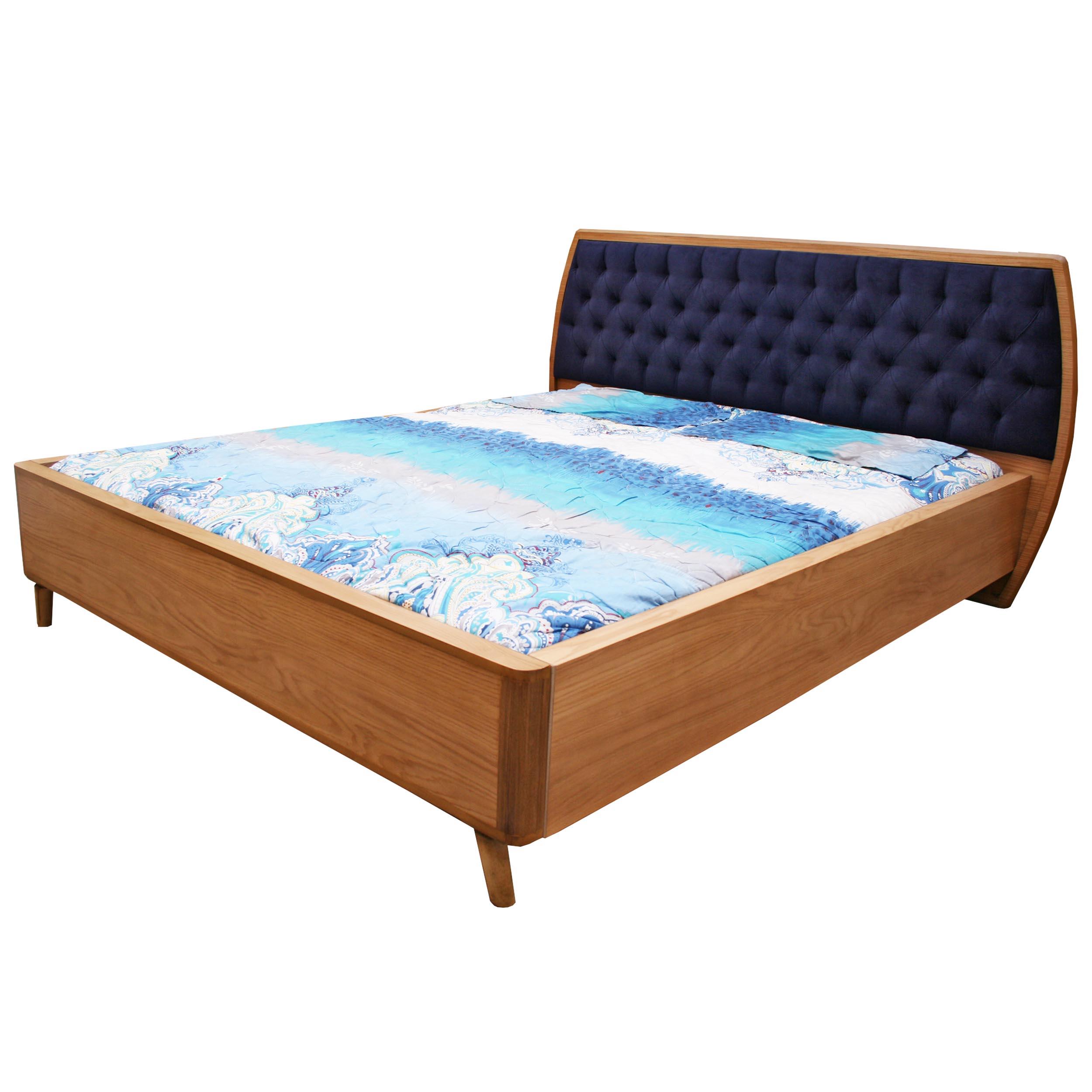 تخت خواب 2 نفره کد MD022 سایز 160×200 سانتی متر