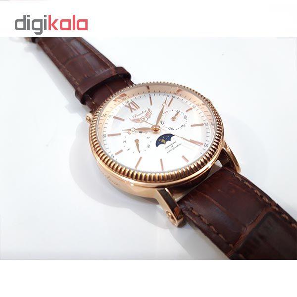 ساعت مچی عقربه ای مردانه مدل 1080