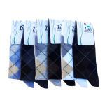 جوراب مردانه زند کد 26 مجموعه 6 عددی