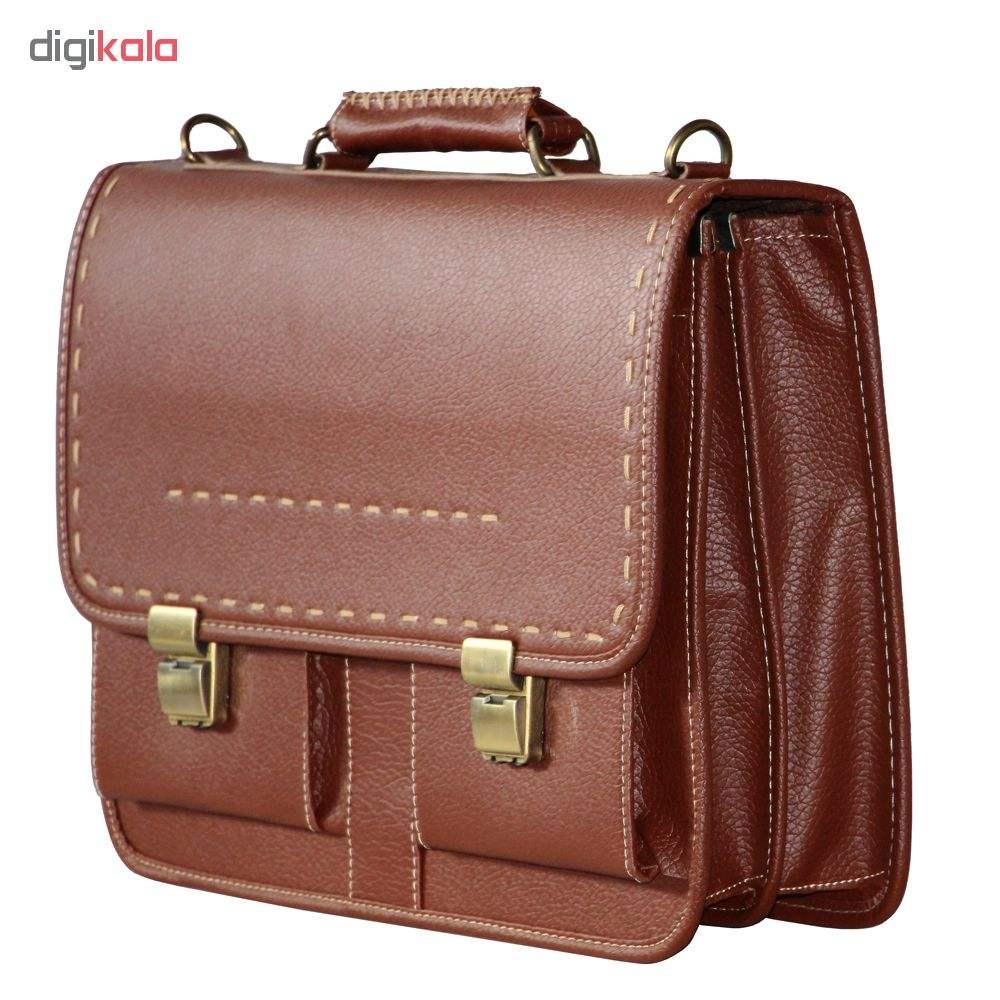 کیف اداری مردانه مدل DP30 main 1 2