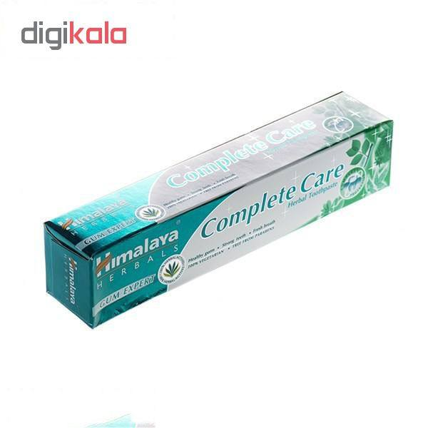 خرید                      خمیر دندان هیمالیا مدل Complete Care حجم 75 میلی لیتر