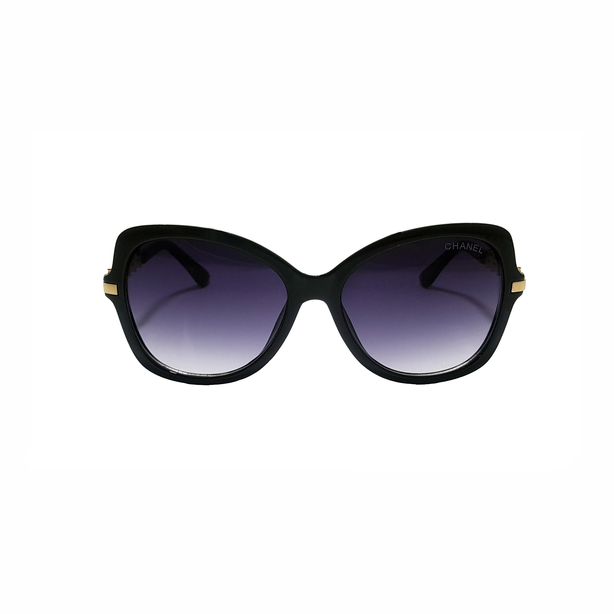 عینک آفتابی زنانه کد 2456