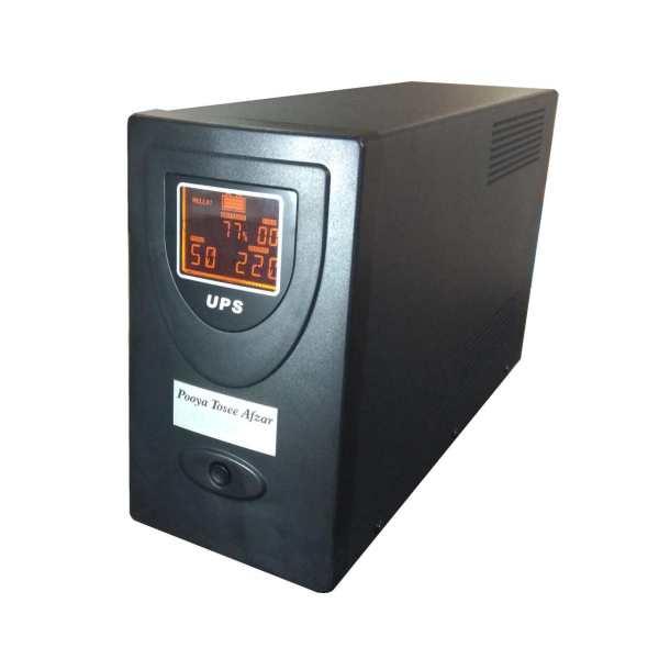 یو پی اس پویا توسعه افزار مدل LT265i با ظرفیت 650 ولت آمپر