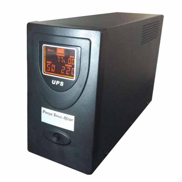 یو پی اس پویا توسعه افزار مدل LT2120i با ظرفیت 1200 ولت آمپر