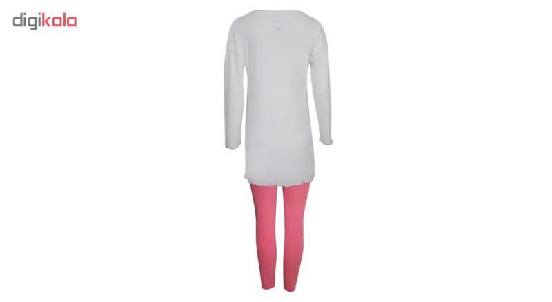 ست تی شرت و شلوار زنانه اینفیوره مدل 365C