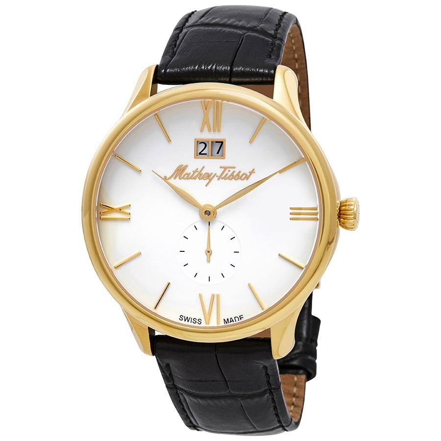 ساعت مچی عقربه ای مردانه متی تیسوت مدل H1886QPI