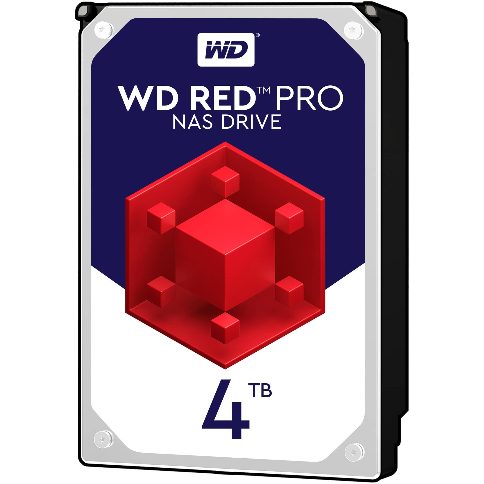 هارددیسک اینترنال وسترن دیجیتال مدل WD4003FFBX ظرفیت 4 ترابایت