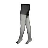 جوراب شلواری زنانه پنتی مخصوص کفش جلوباز مدل w129