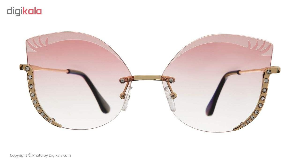 عینک آفتابی زنانه دیتیای کد 2020