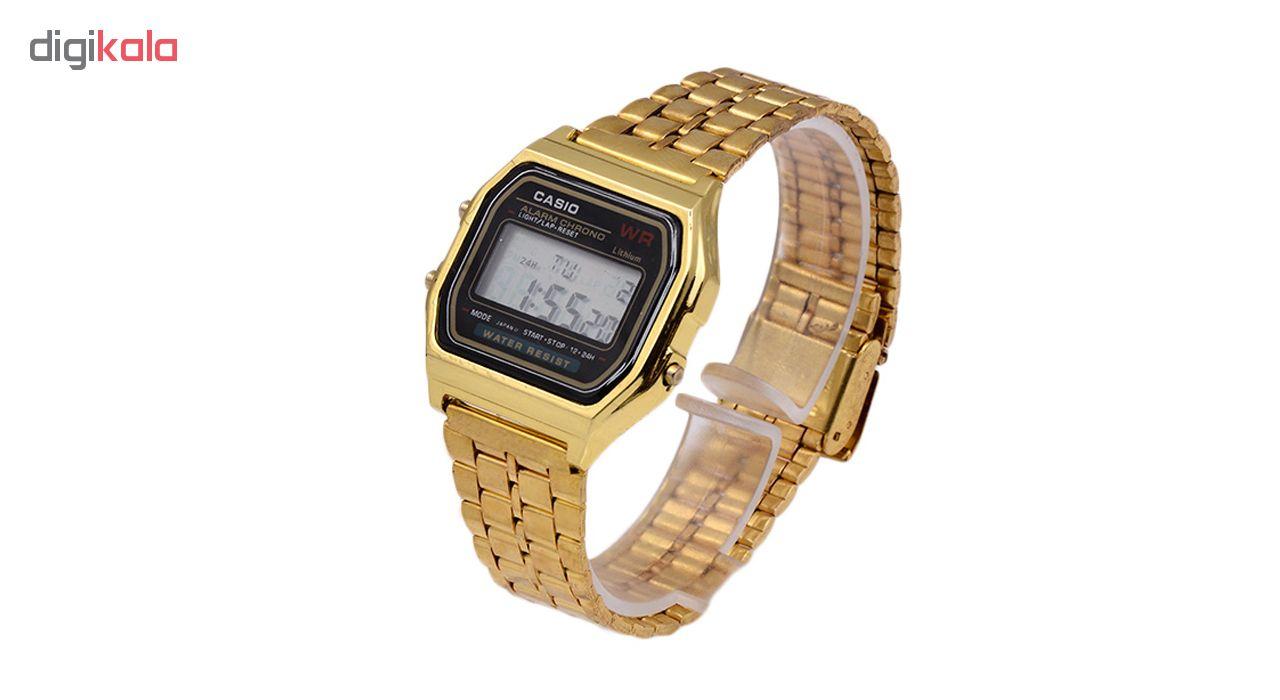 ساعت مچی دیجیتال مردانه مدل A159WGBk