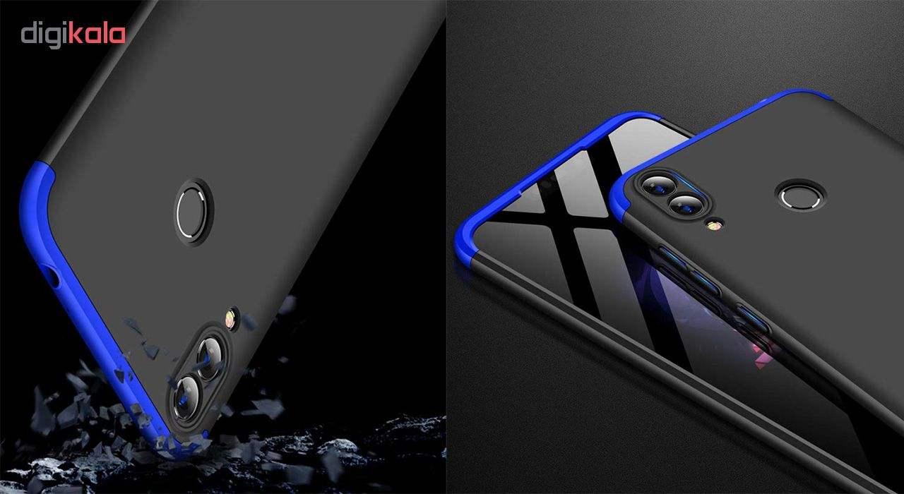 کاور تاپیکس مدل Hard مناسب برای گوشی موبایل آنر 8C main 1 3