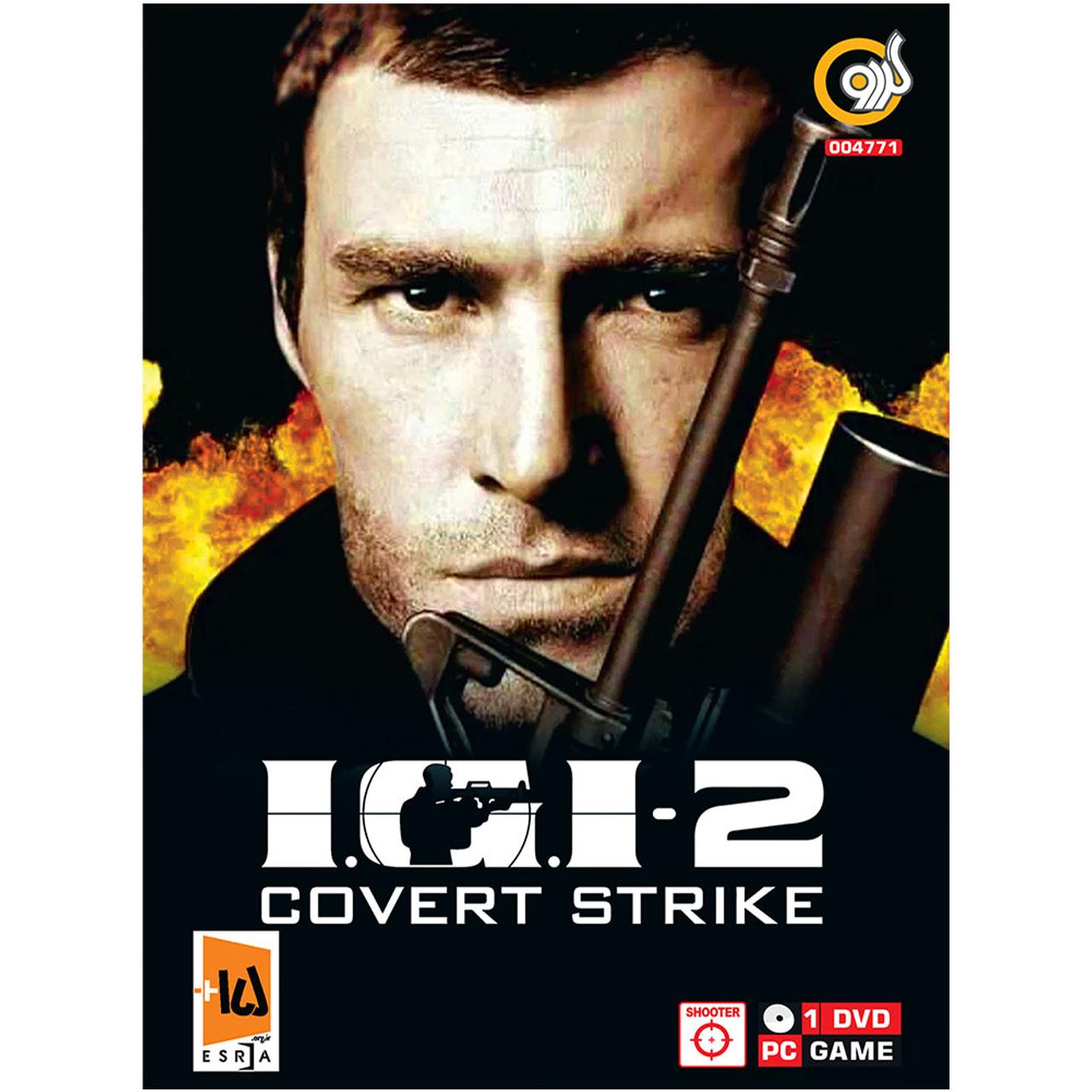 خرید اینترنتی بازی گردو I.G.I.2 Covert Strike مخصوص PC اورجینال