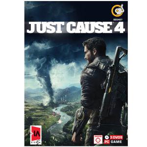 بازی گردو  Just Cause 4 مخصوص PC