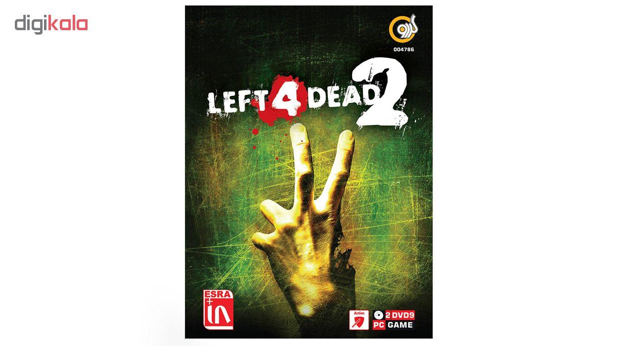 بازی گردو Left 4 Dead 2 مخصوص PC