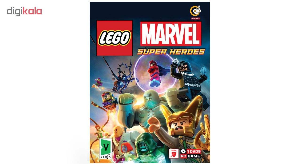 بازی گردو Lego Marvel Super Heroes مخصوص PC thumb 1