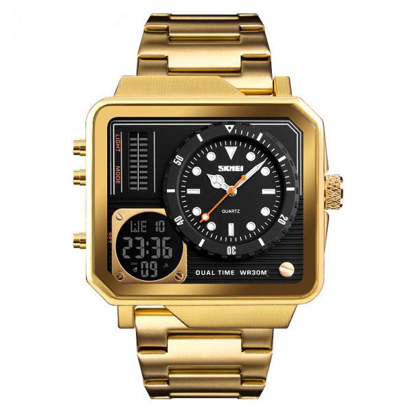 ساعت مچی عقربه ای مردانه اسکمی مدل 1392G 44