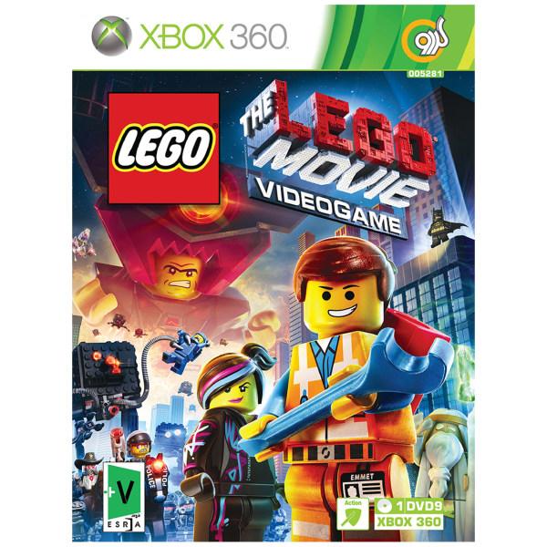 بازی گردو LEGO Movie VideoGame مخصوص XBOX 360