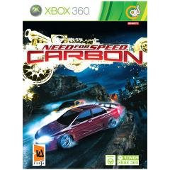 بازی گردو Need for Speed: Carbon مخصوص XBOX 360