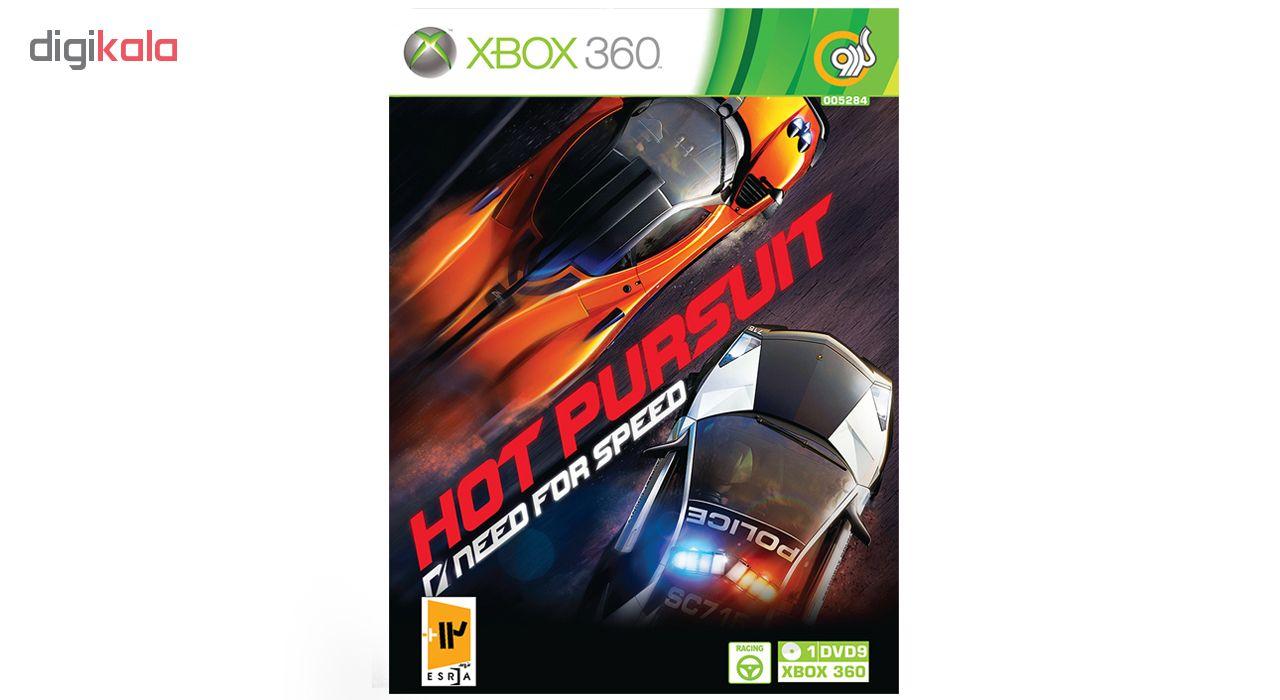 خرید اینترنتی بازی گردو Need For Speed: Hot Pursuit مخصوص XBOX 360 اورجینال