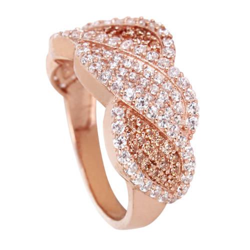 انگشتر نقره زنانه کد 1125