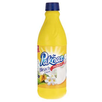 مایع سفید کننده پاکناز مدل Lemon حجم 1000 میلی لیتر