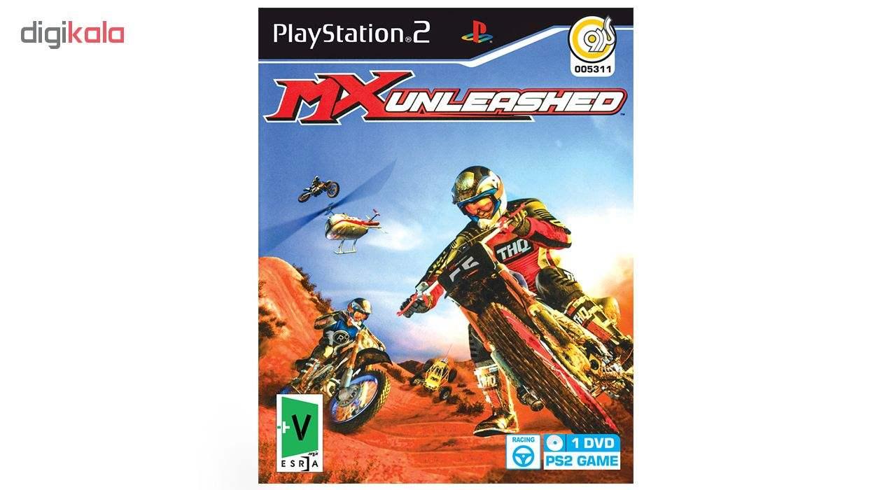 بازی گردو MX Unleashed مخصوص PS2