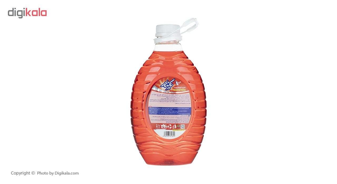 مایع ظرفشویی پاکناز مدل Srawberry مقدار 2000 گرم thumb 2