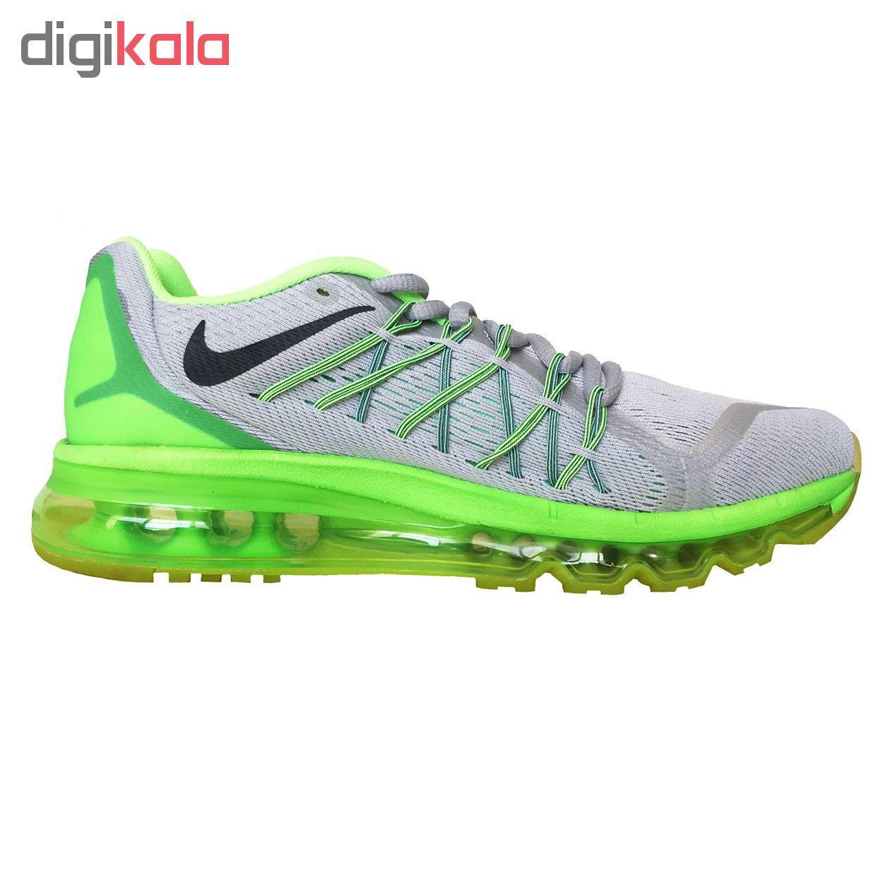کفش مخصوص دویدن زنانه مدل AirMax کد NK09