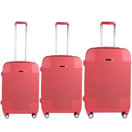 مجموعه سه عددی چمدان رُزانا مدل 01801020
