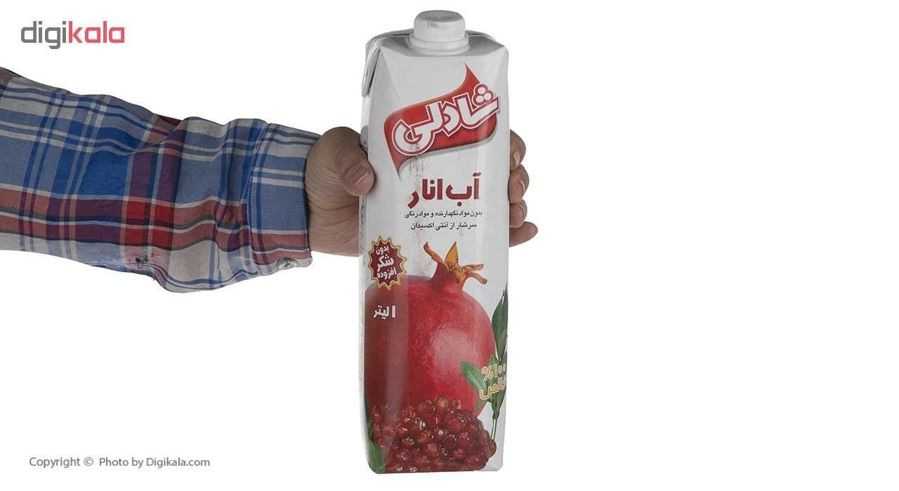 آب انار شادلی حجم 1 لیتر main 1 4