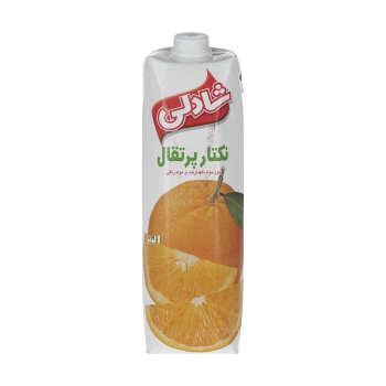 نکتار پرتقال شادلی حجم 1 لیتر