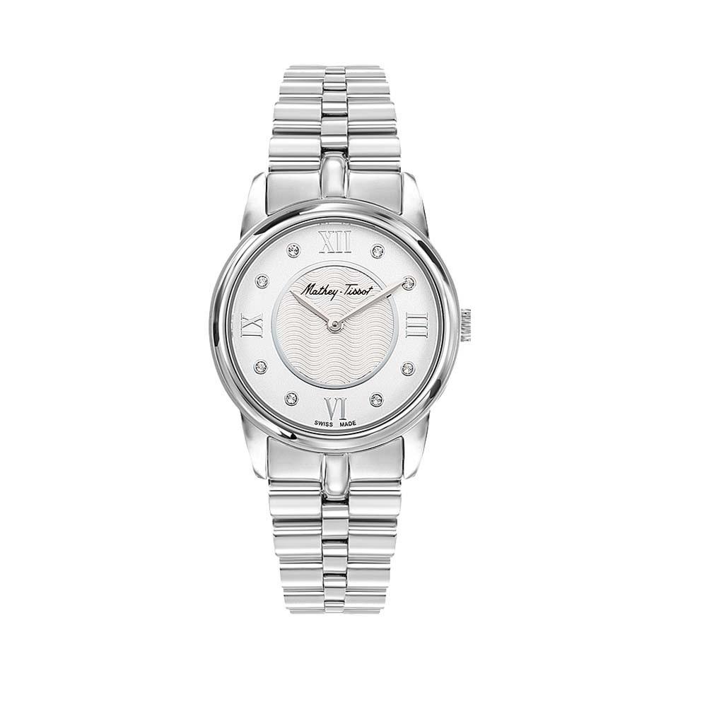 خرید ساعت مچی عقربه ای مردانه متی تیسوت مدل D1086AI