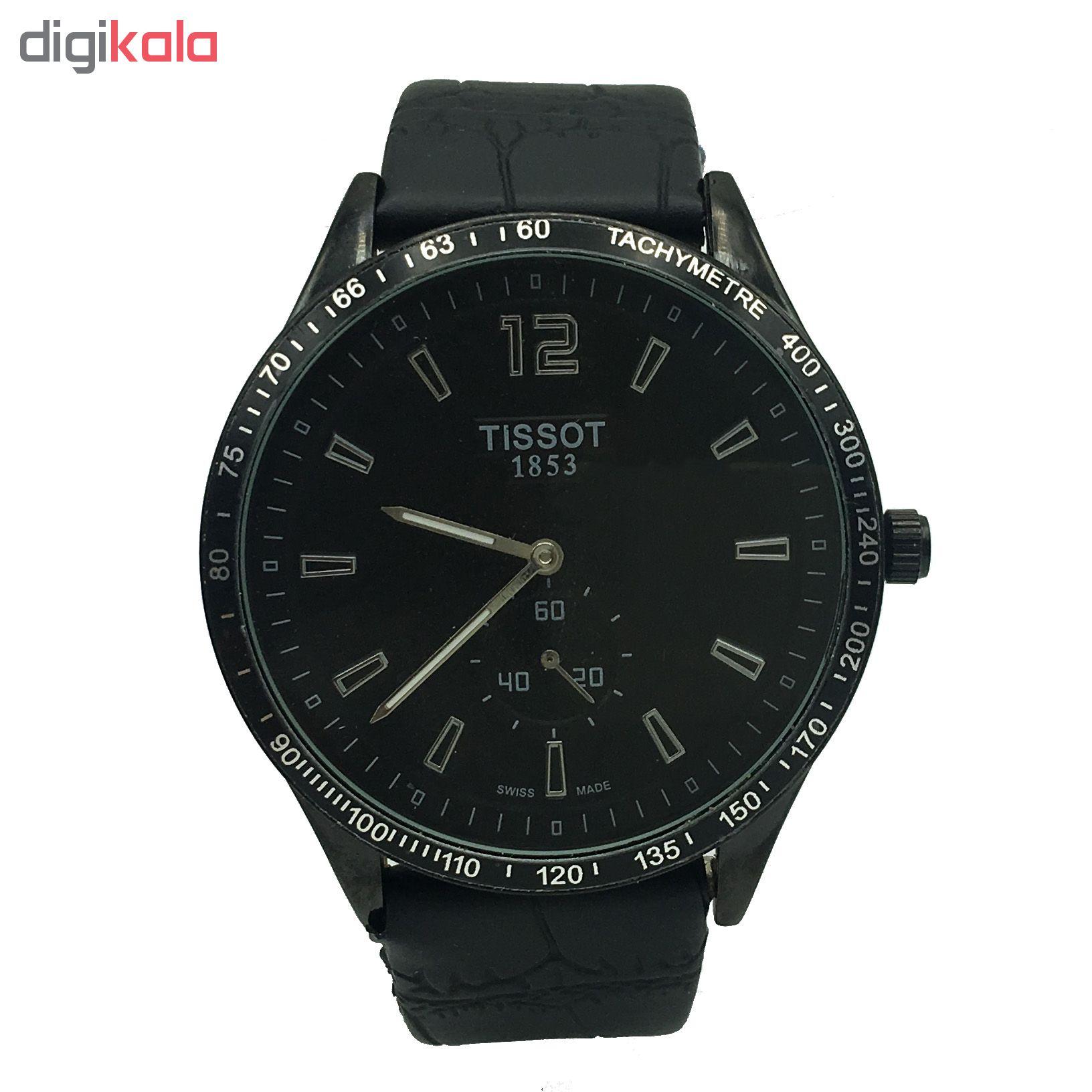 خرید ساعت مچی عقربه ای مردانه مدل Tb