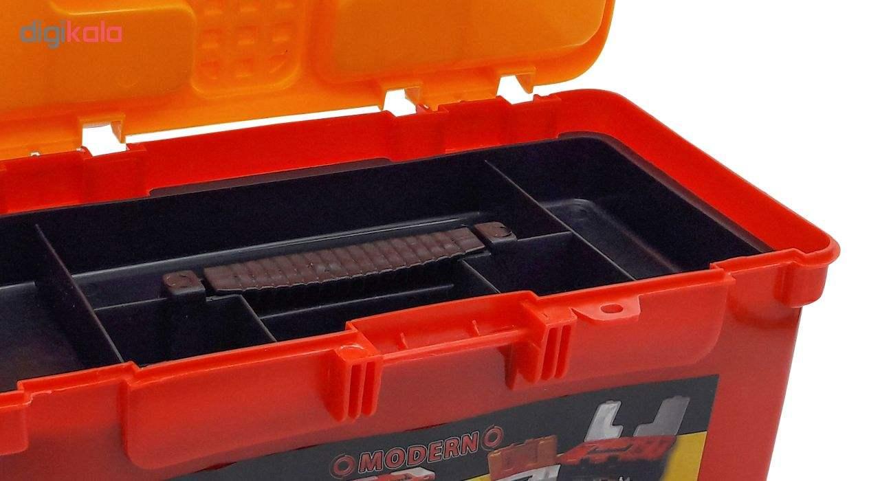 جعبه ابزار مدرن مدل ms302  main 1 4