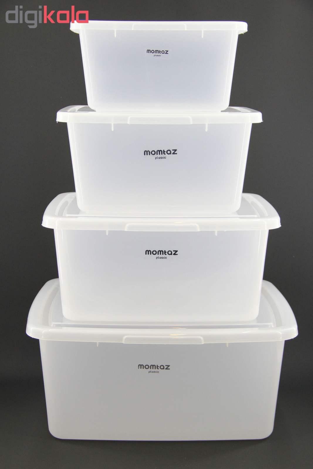 ظرف نان ممتاز پلاستیک مدل 510 ظرفیت ۶ لیتری main 1 2