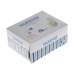روکش یکبار مصرف توالت فرنگی یاکند مدل 100025 بسته 20 عددی