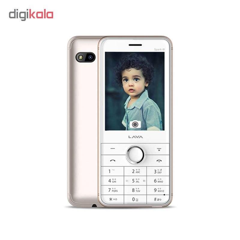 گوشی موبایل لاوا مدل Spark i8 دو سیم کارت main 1 1